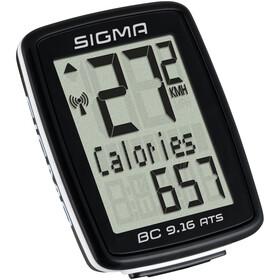 SIGMA SPORT BC 9.16 ATS Cykelcomputer trådlås